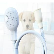 High Quality Pet Shower Head Portable Water Saving Universal Spray Hose Filter Bathroom Fixture