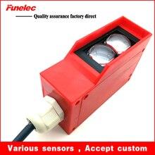 Диффузный светоотражающий фотоэлектрический датчик индукционный переключатель водонепроницаемый дорожный ворота автомобиля стиральная машина с 0-7 метров расстояние adjus