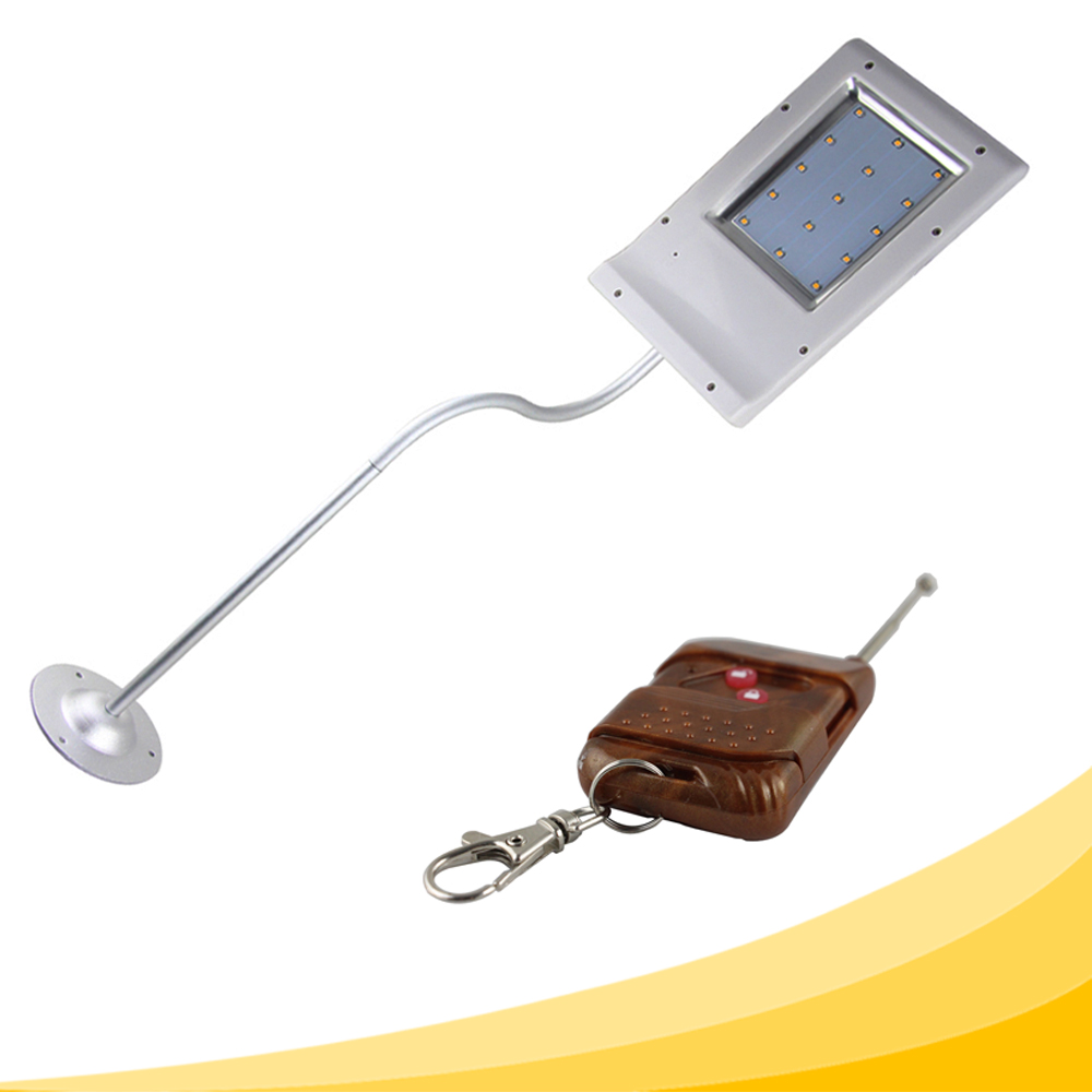 15 LED Street Lights Price Cheaper outdoor Lamp Solar Control Remote Path Wall Emergency Lamp Security