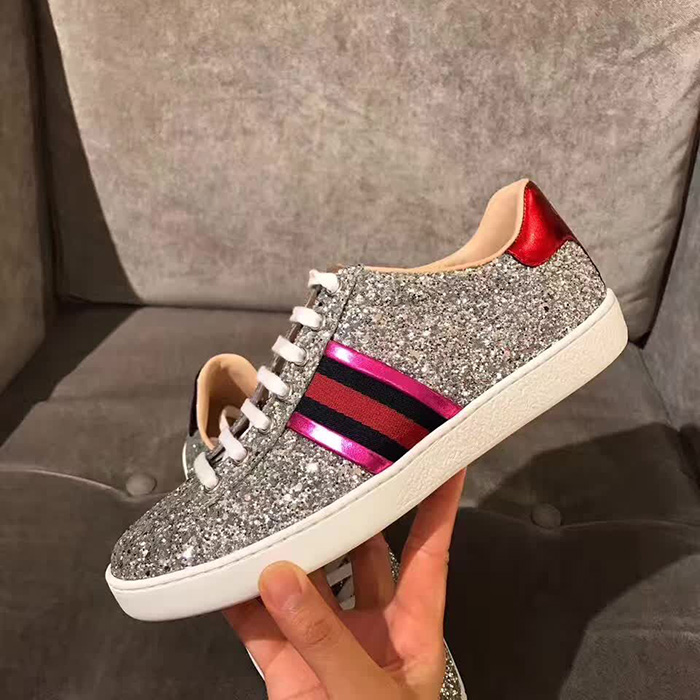 40 Appartements Talons Lanshitina Round Oxford up Loisirs Printemps Casual White Faible Chaussures Filles Dames 35 Glitter Lace Toe Solide Femmes xRFFzA5Xn