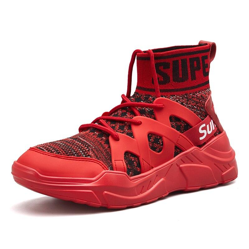 Mycolen Lazer Moda De Listagem Marca Da Sapatos Preto outono Confortáveis Luxo A branco Homens vermelho Casuais Dos Do Novo Sneakers Primavera rg7wrBSOqx