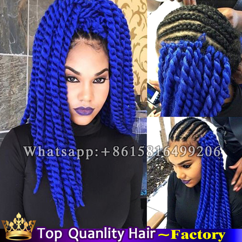 6 pack salon 2x havana mambo twist braiding hair crochet for Salon locks twists tresses