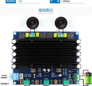 Image 3 - لوح مكبر صوت رقمي عالي الدقة TPA3116 150 واط + 150 واط 2.0 قناة استريو هاي فاي TPA3116D2 مكبر للصوت