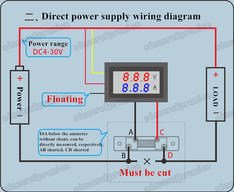 Wiring Diagram Without Shunt Amp Meter - Product Wiring Diagrams •