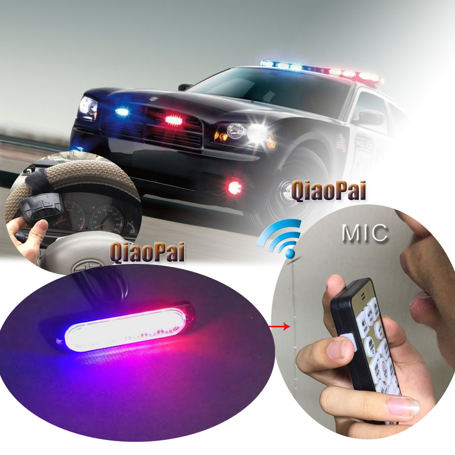 Car Alarm 400W Police Speaker Wireless Vehicle Mp3 Siren Speaker 18 Tone Warning Sound Microphone MIC System Train Electic Horn in Multi tone Claxon Horns from Automobiles Motorcycles
