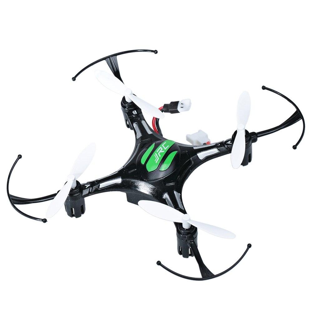 JJRC H8 Mini RC Drone modo sin cabeza 6 Axis Gyro 2,4 GHz 4CH RC Quadcopter 360 grados Rollover RTF simuladores aviones luces LED