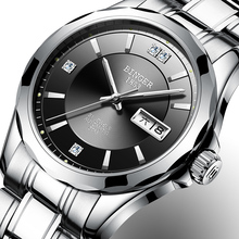 2017 New Binger Men Watches Luxury Brand Japan Miyota Automatic Mechanical Movement Wrist Sapphire Waterproof Watch Men 8051-2
