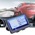 """5 """"Polegadas Car GPS Navigation Sat Nav 4 GB Transmissor FM Pacote da América Do Sul/América do Norte/Europa"""