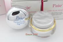 20 ML CORÉIA Paie Makeup Falso Lash Glue Remover NENHUM Estímulo Sem Qualquer Dano para o Removedor de Cílios Extensão Cola Seguro