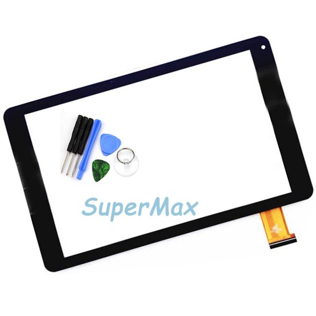 Novo 10.1 Polegada Tablet Touch Screen OEM Compatível com SG6179-FPC_V1-1 painel de Toque Digitador Sensor de Vidro Substituição
