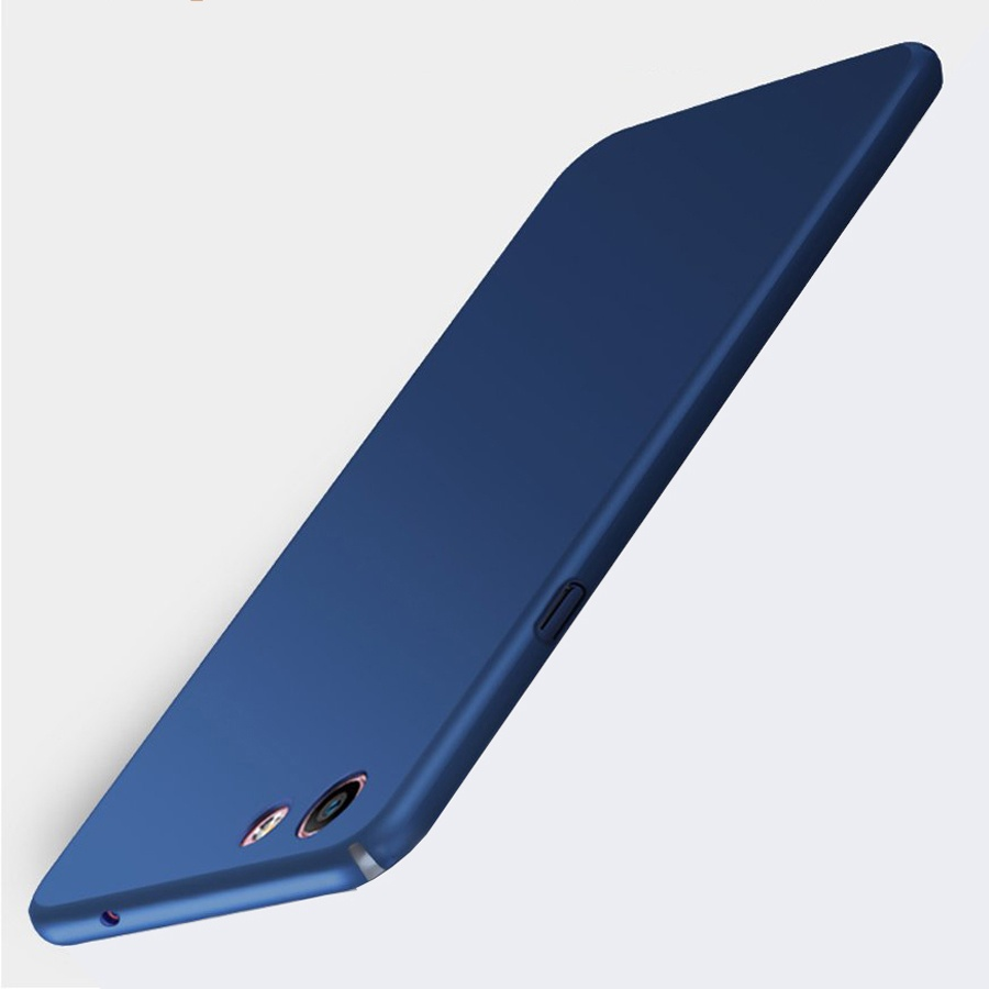 Hard PC Ultra Thin Back Cover <font><b>Case</b></font> for <font><b>OPPO</b></font> A35 A39/<font><b>A57</b></font> A59 A73 A79 A83 A3 A5 A7 A7X F7 F9 Find X K1 Solid Color Capas Coque image