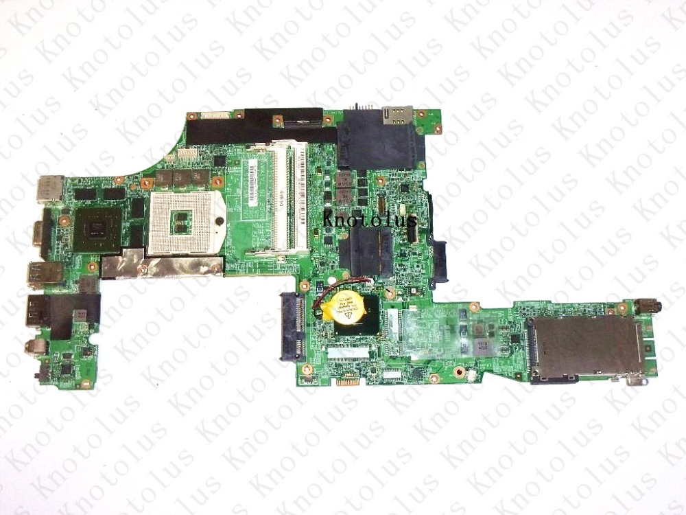 48.4CU14.031 para Lenovo ThinkPad W510 laptop motherboard DDR3 Frete Grátis 100% teste ok