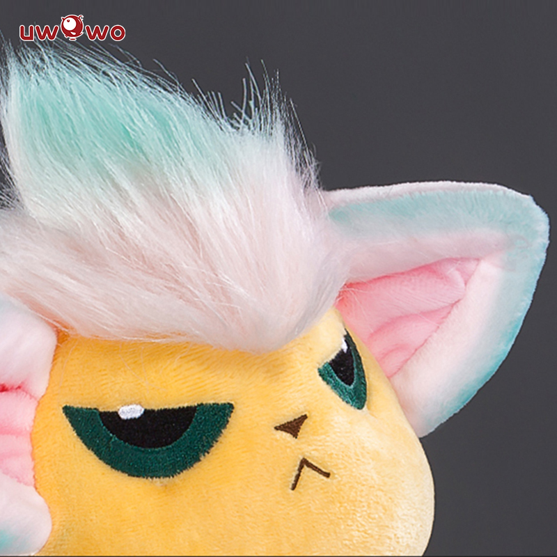 Image 3 - UWOWO Game Cosplay Accessory LOL Soraka Ahri Syndra  Doll Game LOL Cute Cosplay Accessories  Star Guardian Ahri Soraka Syndra-in Game Costumes from Novelty & Special Use