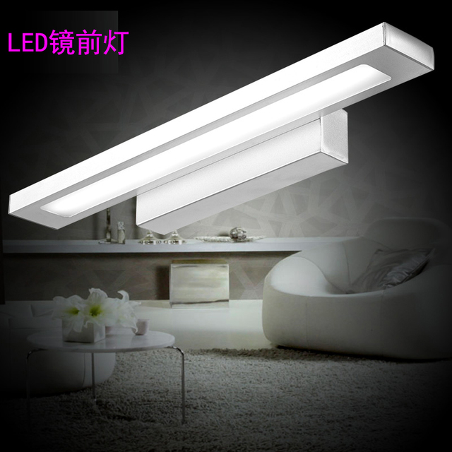 Hot sale modern 7w led wall lamp mirror lamp anode oxide surface hot sale modern 7w led wall lamp mirror lamp anode oxide surface finishing bedside bathroom lamp mozeypictures Gallery