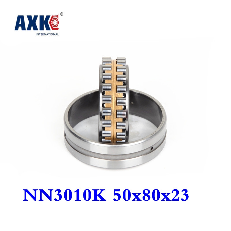 2018 New Limited 1pcs Bearing Nn3010k Sp W33 3182110 50x80x23 Nn3010 3010 Double Row Cylindrical Roller Bearings Machine Tool precision machine tool spindle bearings xz double row cylindrical roller bearings d3182110 nn3010k 50 80 23