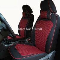 Carnong сиденья для JAC yueyue RS binyue (benjoy) рейн уточнить S5 A13 крест A30 хлопчатобумажная ткань чехлы сидений автомобиля