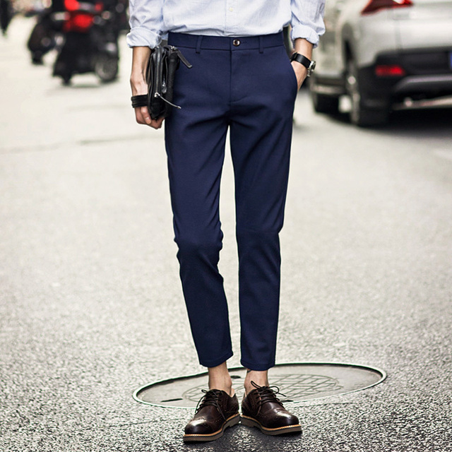 British Style Gentleman Trousers  1