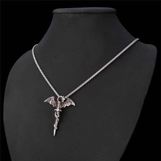 Hobbit the Dragon Smaug Necklaces & Pendants