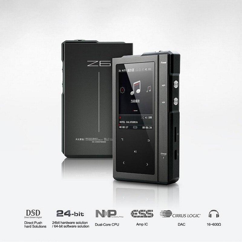 Moonlight AIGO Z6 PRO Hi Fi CS4398 Player Mp3 Portable Lossless Music Mp3 Sports Player Mp 3