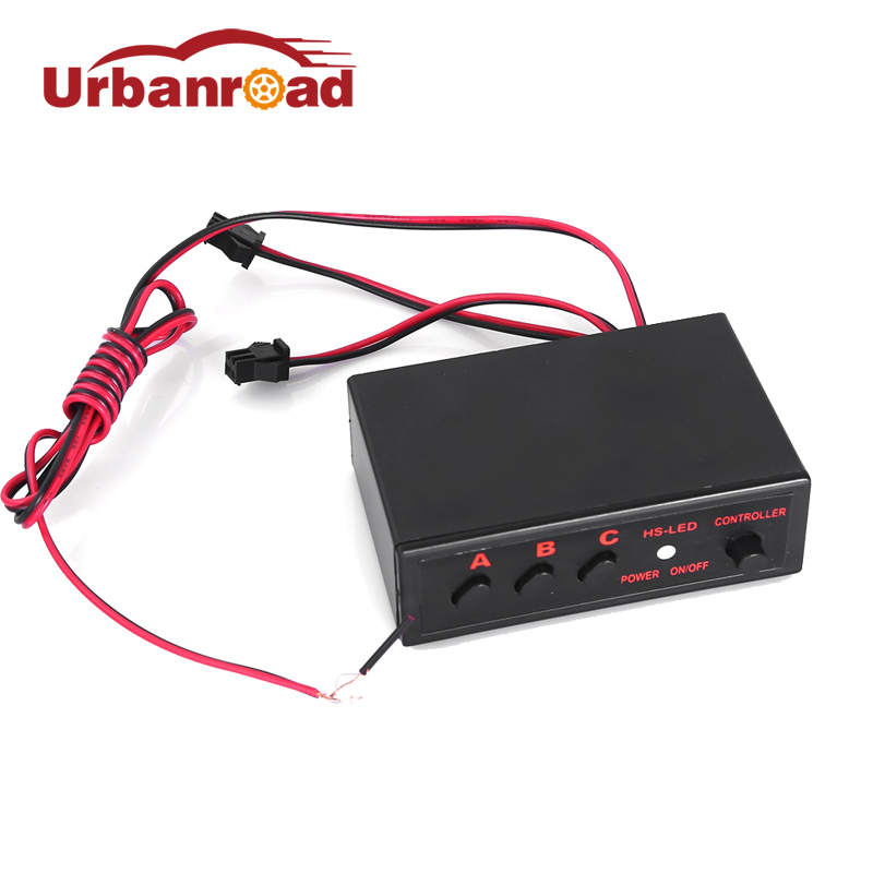 Urbanroad 1Pc Car DRL Controller Auto Car Led Daytime Running Light Control DRL Controller Auto On/Off Switch Hot Sale
