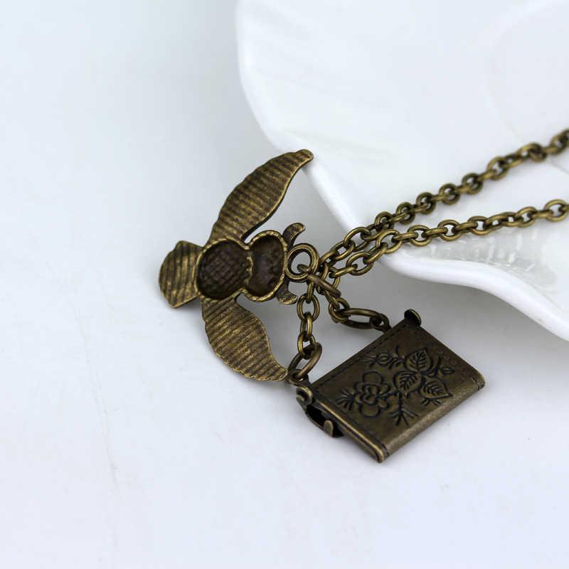 SG HP colliers poudlard tri chapeau gryffondor épée temps tourneur griffe de fer diadème Horcrux médaillon perruque bijoux