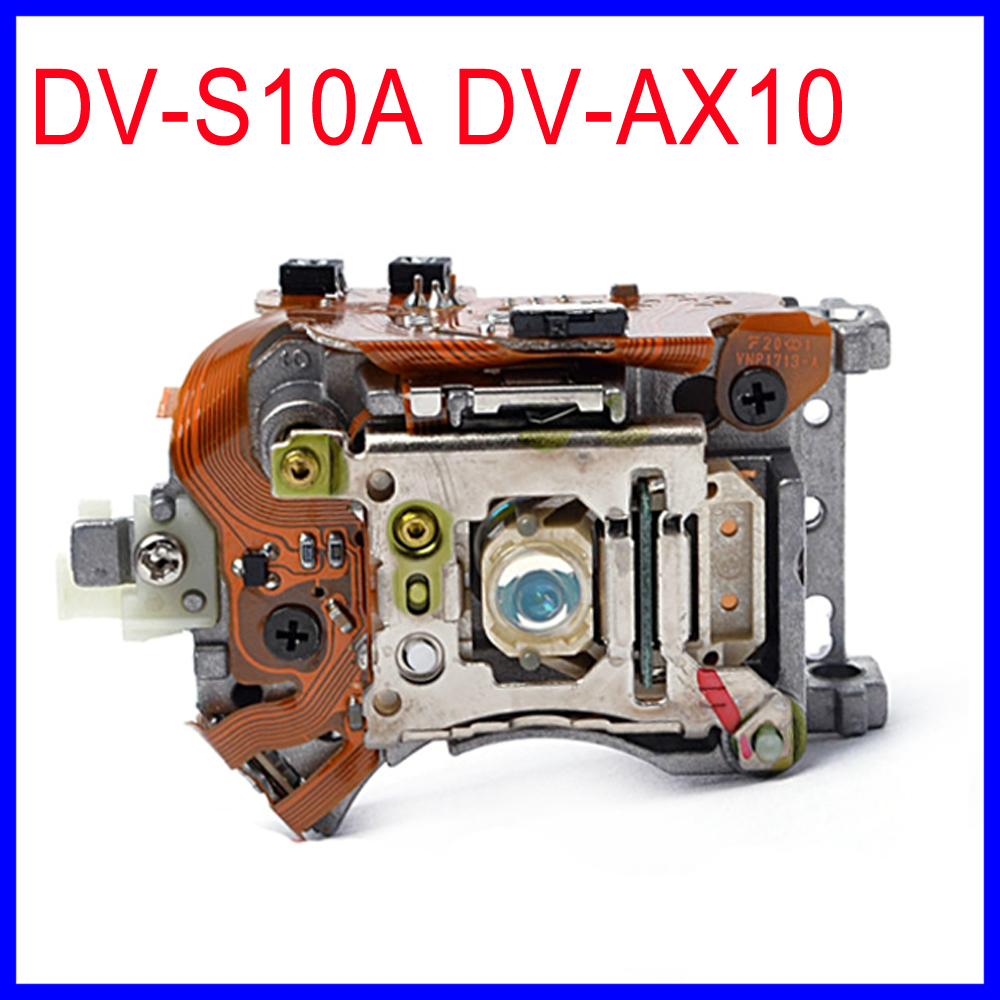 Optical Pick-up For Pioneer DV-S10A DV-AX10 CD DVD Player Spare Parts Laser Lens Lasereinheit ASSY Unit DV S10A DV AX10 кабель dv карта памяти minisd где в калининграде