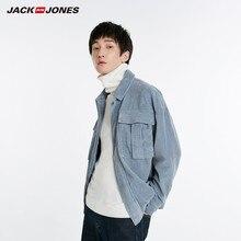 JackJones Мужская байкерская куртка с отворотом E Лучший!