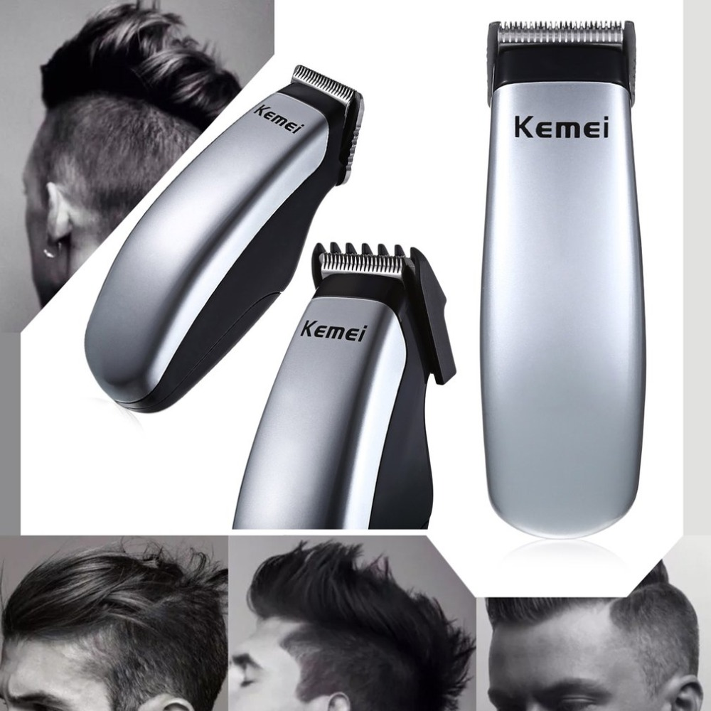 Kemei KM-666 3 In 1 Professional Hair Trimmers Clipper Haircut Barber Hair Clipper Styling Machine Hair Remover For Trimming HOT купить в Москве 2019