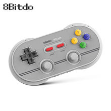 8Bitdo N30 Pro 2 Wireless Bluetooth USB Controller Gamepad Dual Classic D-pad Joystick Game Pad Support Switch macOS Android(China)