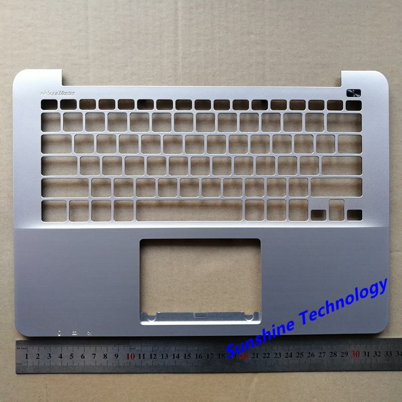 New laptop upper case base cover for <font><b>ASUS</b></font> <font><b>X302</b></font> X302LA 13N0-RSA0601 13NB07I1AP0301 image