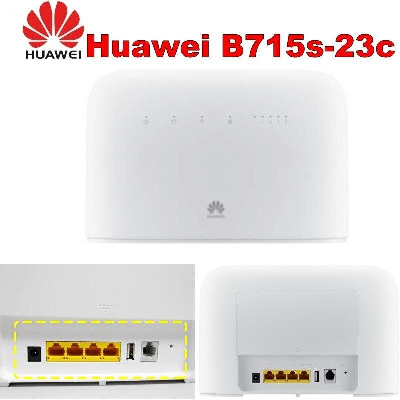 Huawei B715 B715s 23c LTE Cat.9 WiFi маршрутизатор - 2