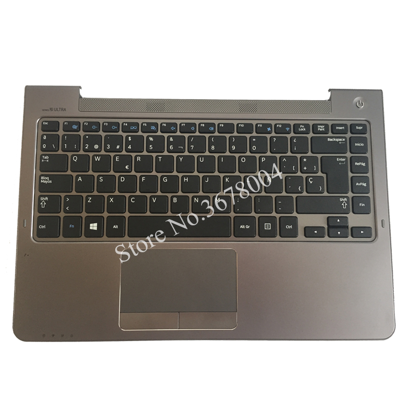 SP keyboard for FOR Samsung NP530U4B NP530U4C NP535U4C NP530U4BI 530U4 NP530U4 530U4B 530U4C NP520U4C Spanish Laptop keyboard russian new laptop keyboard for samsung 530u 530u4b 535u4b 530u4c 535u4c with c shell ru korean us tailand isreal uk la version