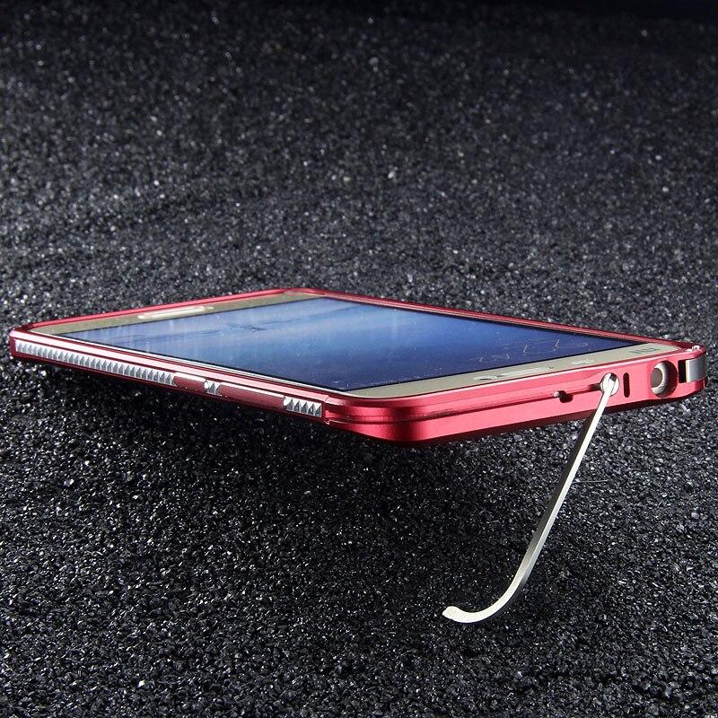 imágenes para Xiaomi Mi5 Parachoques iMatch Original Pata de Cabra de Diamantes de Lujo Delgado De Aluminio Parachoques del Metal Para Xiaomi mi 5 Mi5 Pro Teléfono casos