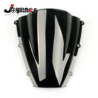Motorcycle Windshield WindScreen For Honda CBR600RR CBR 600 RR 2003 2004 Black