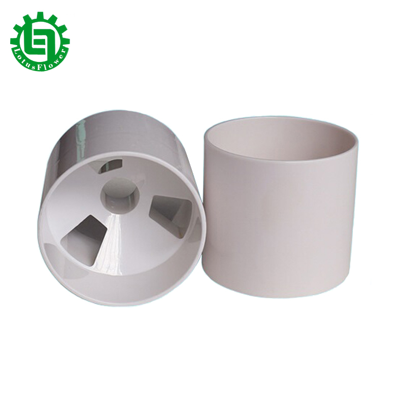 White Plastic Golf Hole Cup Putting Putter Yard Garden Training