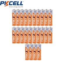 24 pces pkcell nizn 1.6v aaa bateria recarregável 900mah para câmera digital rc carro flash brinquedos elétricos
