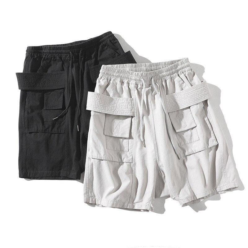 Vêtements 2018 Style Jupe black Mâle Hommes 2 Punk Black Étoiles Personnalité gris Gothique Culottes Homme 1 Pantalon Vintage EUqvz