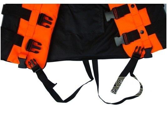 Спасательный жилет для активного отдыха Профессиональный купальный костюм для плавания рыбалка воды спортивная жизнь жилеты для Adut и детей 4 цвета 6 Размер