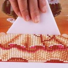 Kuke Fixed Tool For DIY Diamond Painting Stitch Accessories Large Capacity Kit
