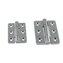 Durable Stainless Steel Boat accessories marine Butt Hinge for Cabinet Drawer Door