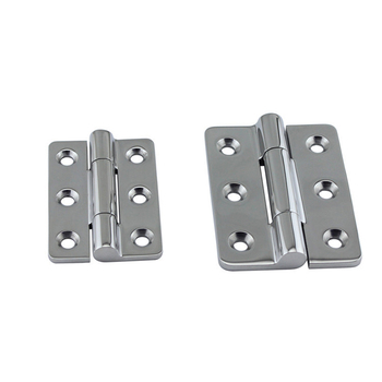 Durable Stainless Steel Boat accessories marine Butt Hinge for Cabinet Drawer Door stainless steel marine hardware door butt hinge silver cabinet drawer box hinge boat accessories marine