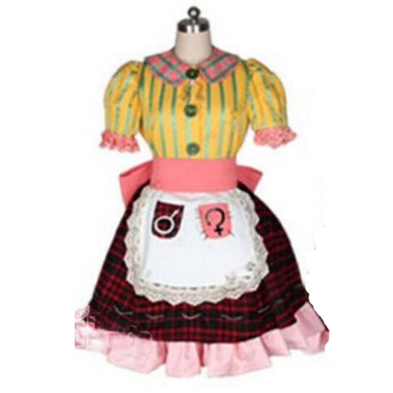 2016 Customized movie Alice Madness Returns cosplay missTitched Alice Dress Cosplay Costume