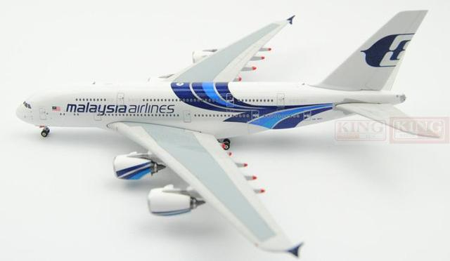 Phoenix 11061 Malaysia Airlines 9M-MND 1:400 A380 commercial jetliners plane model hobby