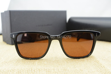 No BurdenOliver Peoples NDG-1-P Polarized sunglasses  frames for women men sunglasses High quality  sunglasses free shipping