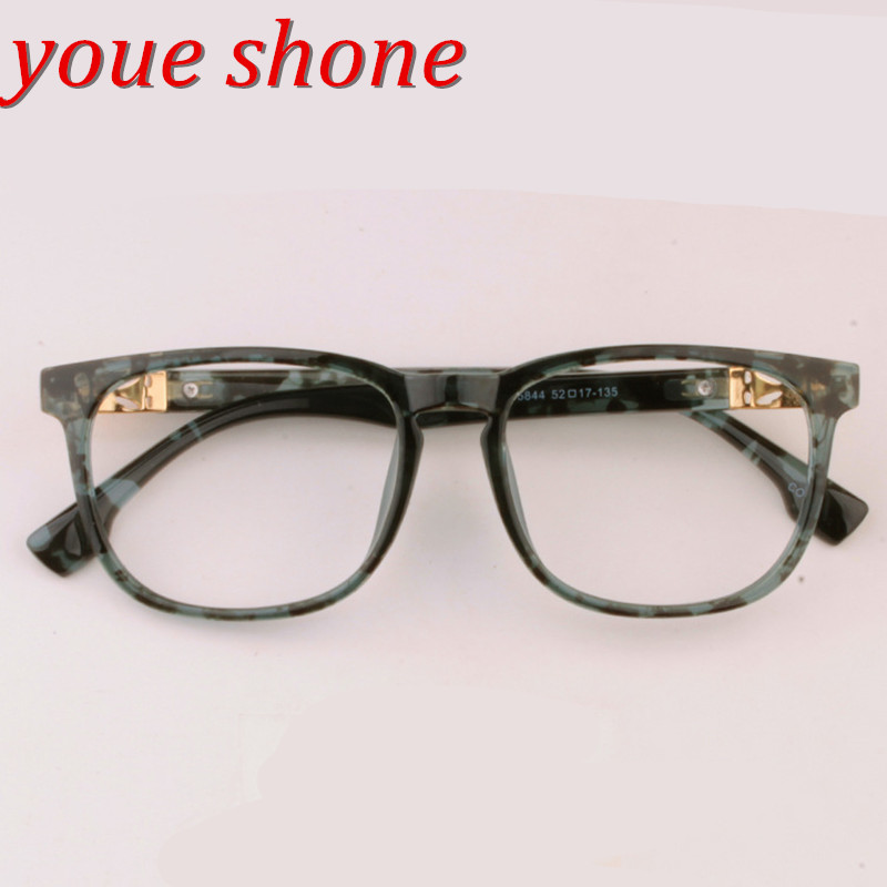 youe shone Simple Designer Women Eyeglasses Men Optical Glasses Frames TR 90 Light Frames for Eye