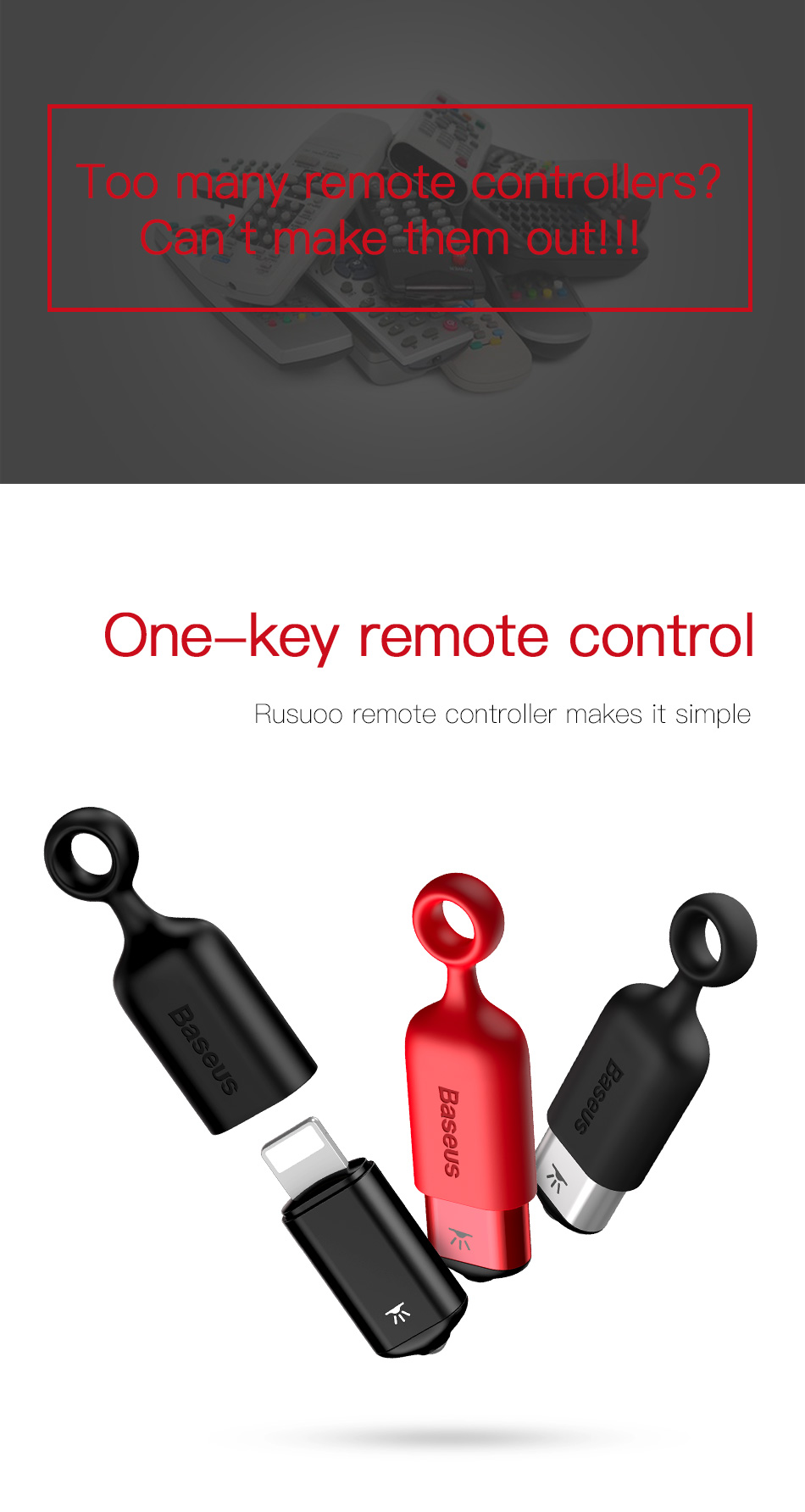Universal Infrared Remote Control