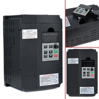 2 2KW 12A 3HP Single Phase Variable Frequency Inverter Mayitr Speed Control Drive Inverter VSD VFD