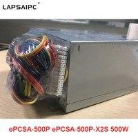 500 Вт Мощность ePCSA 500P ePCSA 500P X2S Сервер питания DC адаптер БП 500 Вт медицинское оборудование 2pcd/lot Лучшая цена в наличии