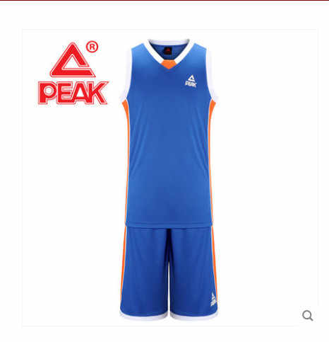 6a52fc043513 ... Basketball clothing men Customize any team ball player name ball suit  summer basketball training suit sleeveless ...