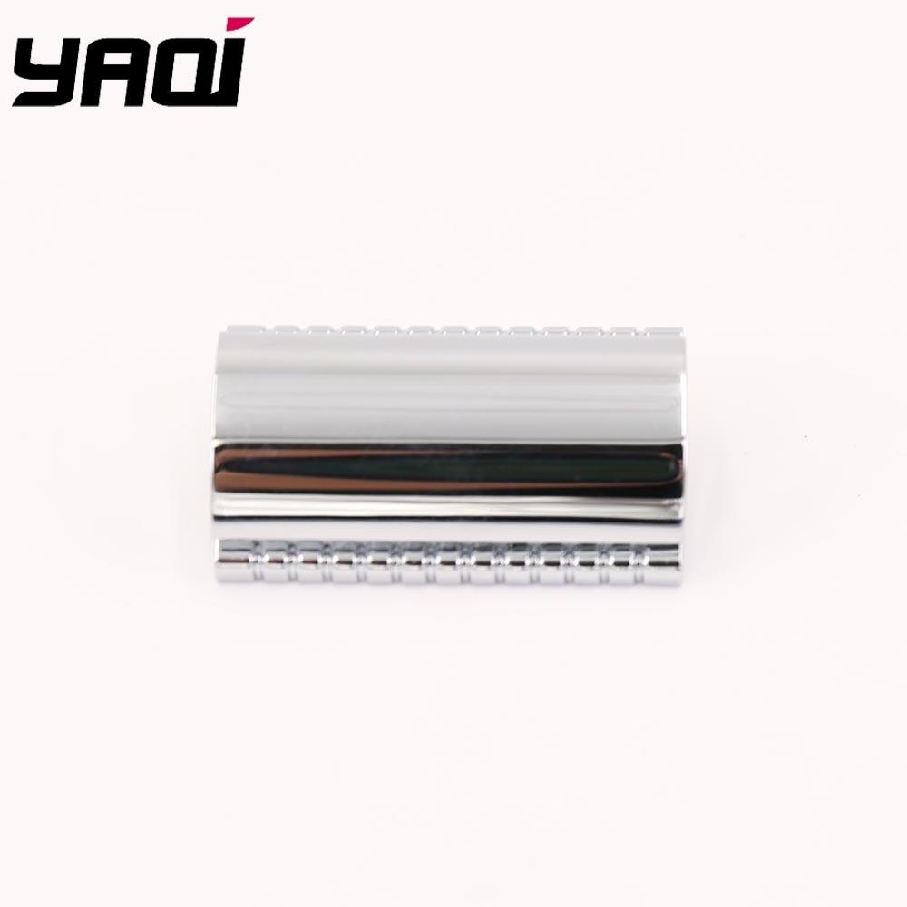 Yaqi Chrome Color Cobbed Razor Head  Without Logo
